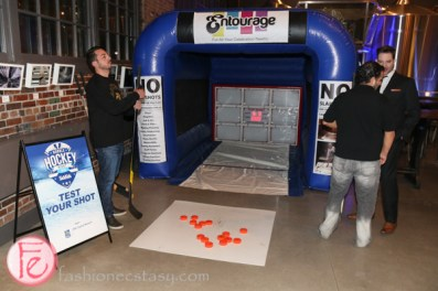 bubble hockey night for sickkids