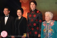 justin trudeau and mccallion at dragon ball 2016 gala
