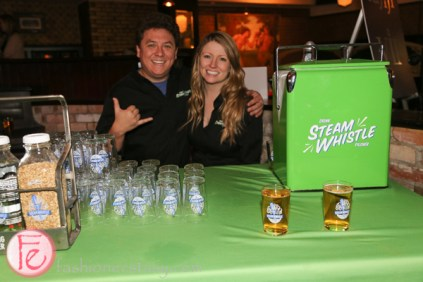 steam whistle booth ad ball 2016