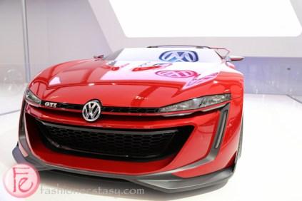 Volkswagen GTI Concept cias 2016