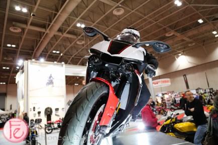 2016 motorcycle show Yamaha
