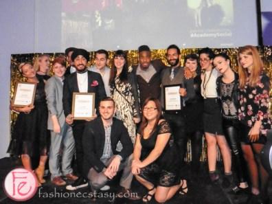 Academy Social 2016 Nominees #academysocial