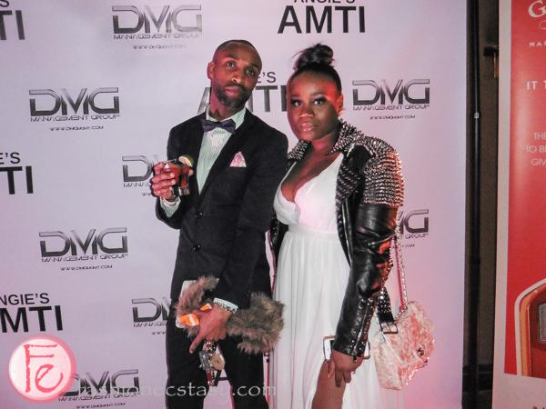 Angie's Models and Talent Inc. AMTI TORONTO FASHION WEEK FETE