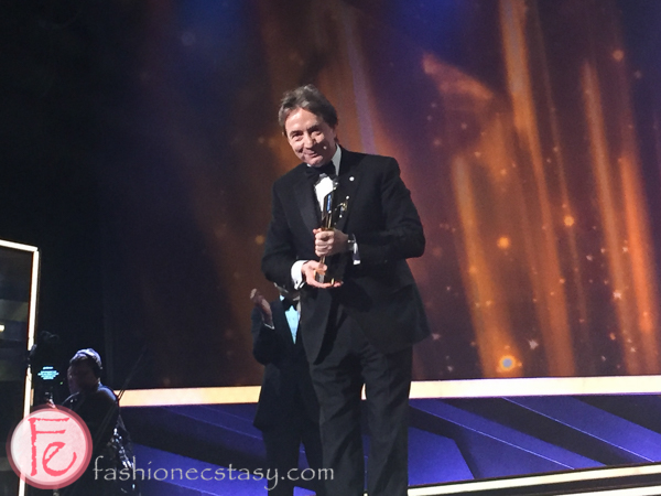 Martin Short receiving the Lifetime Achievement Award at the Canadian Screen Awards 2016 Broadcast Gala