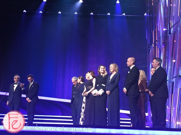 canadian screen awards2016 winner schitt's creek crew