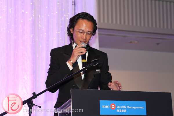 irwin li glitter in macau 2016 charity gala toronto