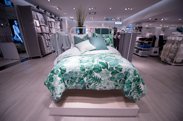 H&M Home collection at Eaton Centre location
