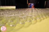 tangerine glasses at recipe for change 2016 foodshare toronto's foodie event