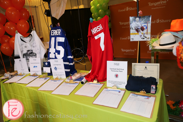 recipe for change 2016 auction items