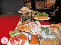 food exhibitor at restaurants canada show 2016