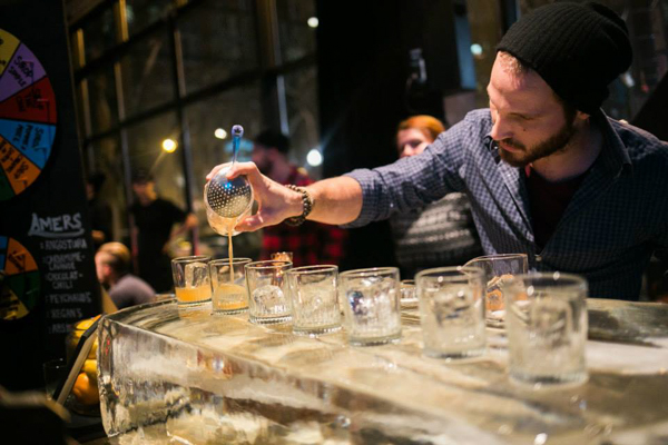 made with love cocktail competition Toronto_2016