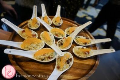 citrus quinoa and couscous