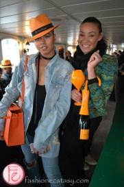 jay strut Veuve Clicquot Yelloweek 2016 Toronto launch party