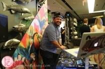 DJ KNO harry's underground lounge