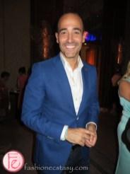 David Rocco icff closing night gala
