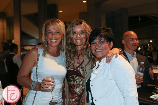 Debby Rossi, Romina Monaco, Rosanna DeFrancesca