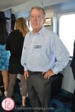 Jim Nicholson, President and CEO of Mariposa Cruises