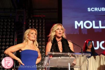 Lucinda Kogan and Molly Fitzpatrick