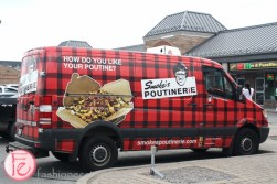 Smoke's Poutinerie food truck