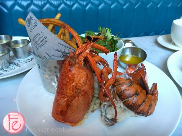 lbs lobster