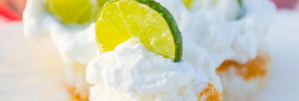 Key Lime Shortcake