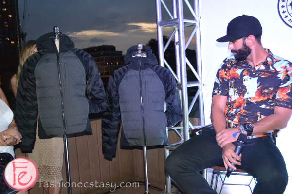 Canada Goose X Jose Bautista jacket
