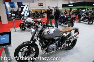 BMW – R Nine T SCRAMBLER