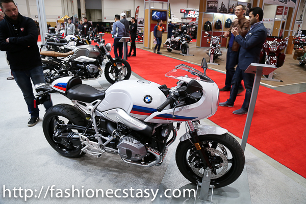 BMW – R Nine T RACER
