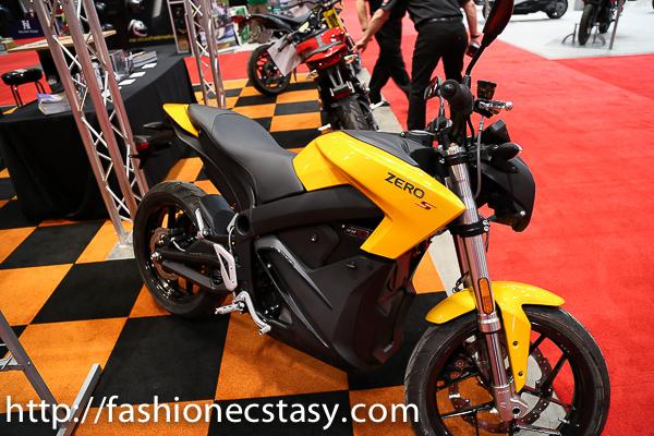 Zero S toronto motorcycle show 2017