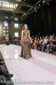 Toronto Women's Fashion Week esley Hampton Fall Winter 2017