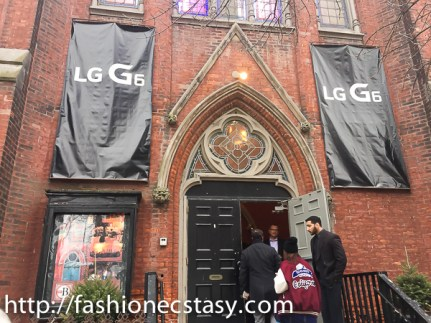 LG G6 Launch Party