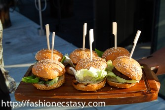 Lavelle Toronto rooftop burger