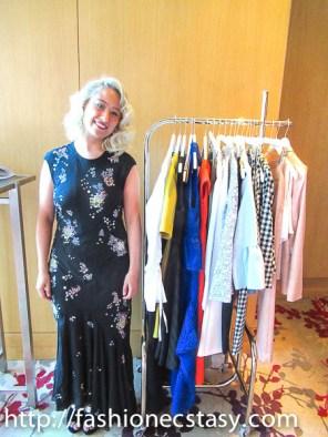 hudson's bay toronto opera atelier gala private shopping