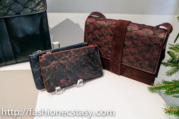 Piper & skye luxury leather bags