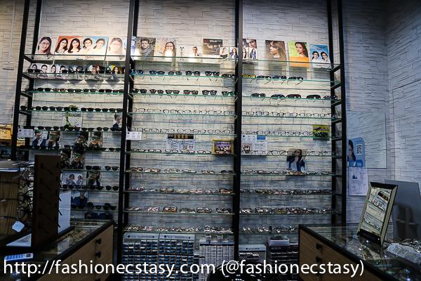 AB Optics vision- Tainan English Friendly Optical store