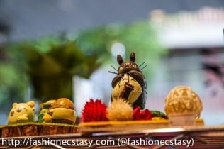 Totoron character at Doro succulents Tainan
