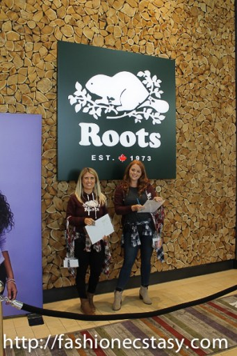 Roots Flagship Concept Store Toronto Yorkdale