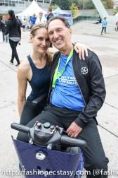 toronto rehab CEO Cindy Yelle & Dr Howard Rocket
