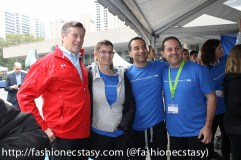 Mayor John Tory Rocket ride 4 rehab