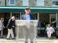 Norman Jewison, director, producer, actor, and founder of the Canadian Film Centre