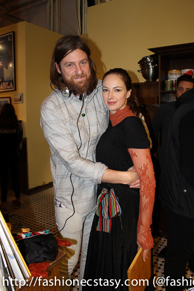 Matt Mays & Christine Tizzard