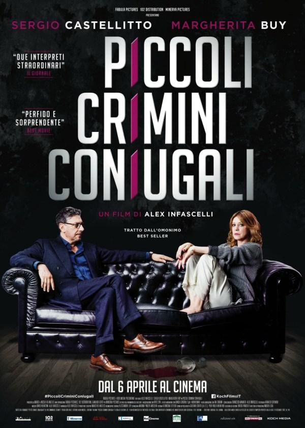 Partners in Crime (Piccoli Crimini Coniugali) photo credit: Piccoli Crimini Coniugali