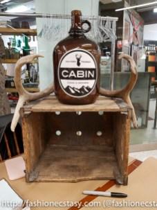 Cabin for LifeBarber and Gentlemen Supply