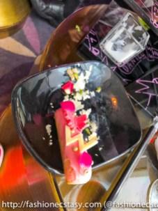 台北W Hotel紫艷酒吧下午茶