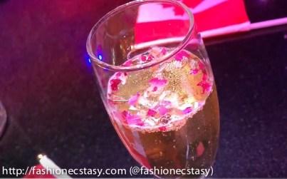 時尚高潮加拿大日趴:VIP迎賓香檳