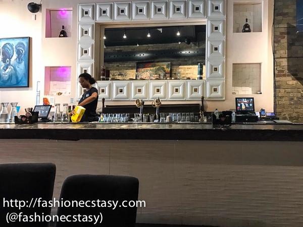 Kiza restaurant Toronto