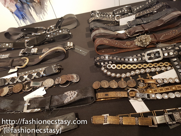 Suzi Roher Accessories belts