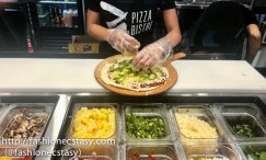 Za Pizza Bistro Toronto Create Your Customized Pizza