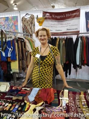 Toronto Vintage Clothing & Antique show