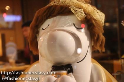Beano, Cama Cafe mascot (Beano, Cama咖啡的吉祥物